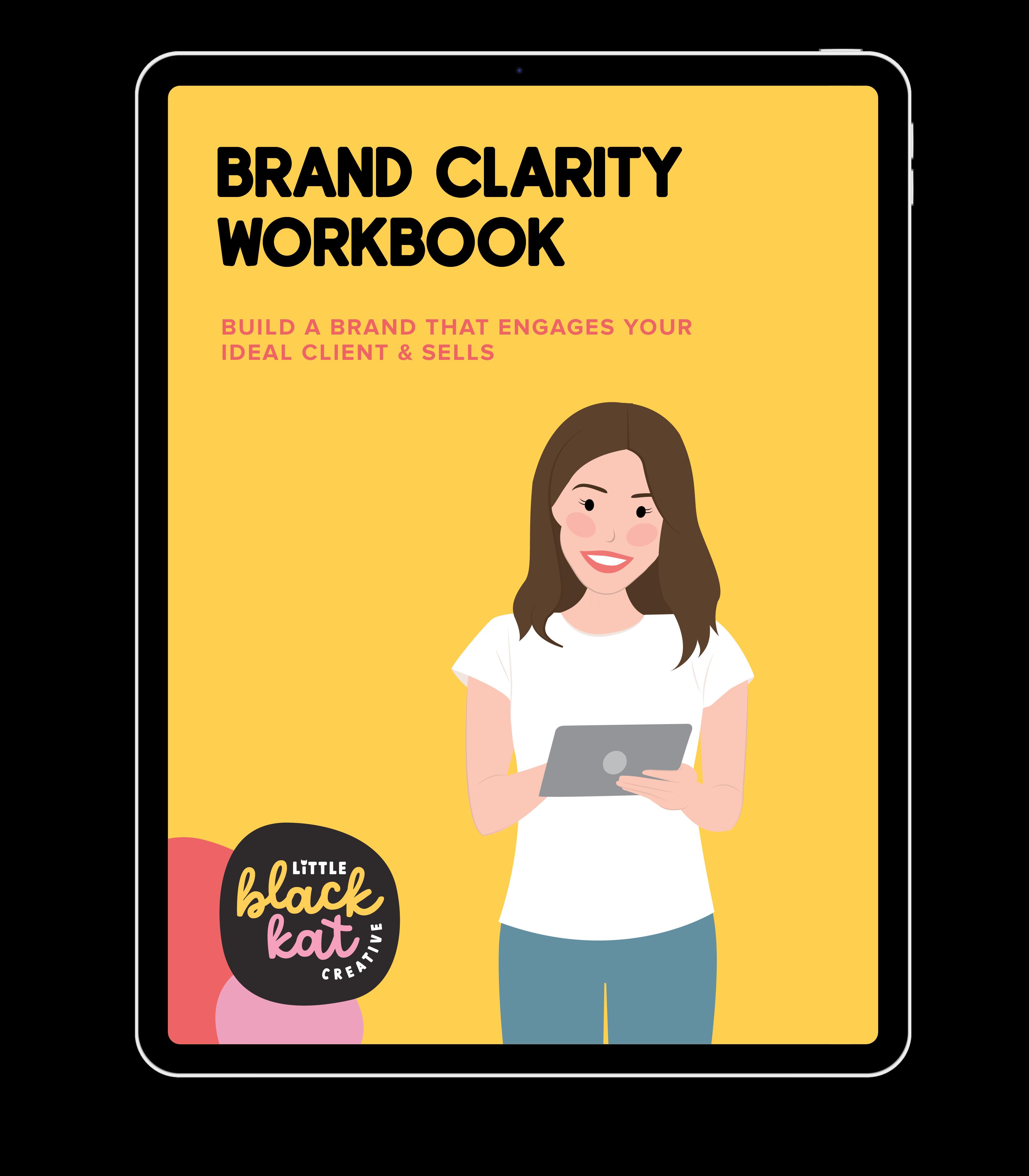 Brand Clarity Workbook download