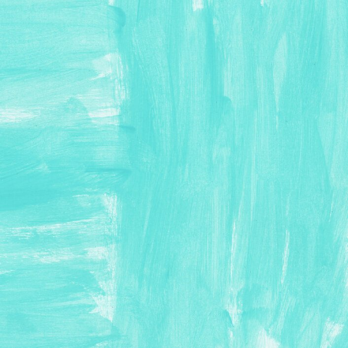 teal painting texture
