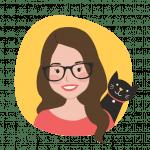 Little Black Kat creative logo
