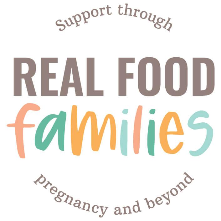 Reel Food Families Logo